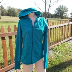 REI Full Zip Hooded Jacket Size Small
